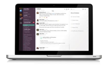 Slack: comment l'utiliser pour gagner en efficacité?